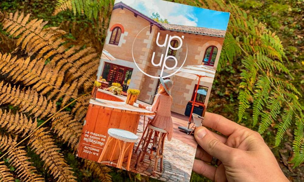 Up Up n°6 : The Autumn Millésime Magazine !