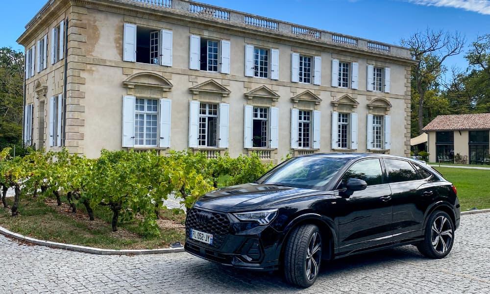 A Millésime Trip with Audi!
