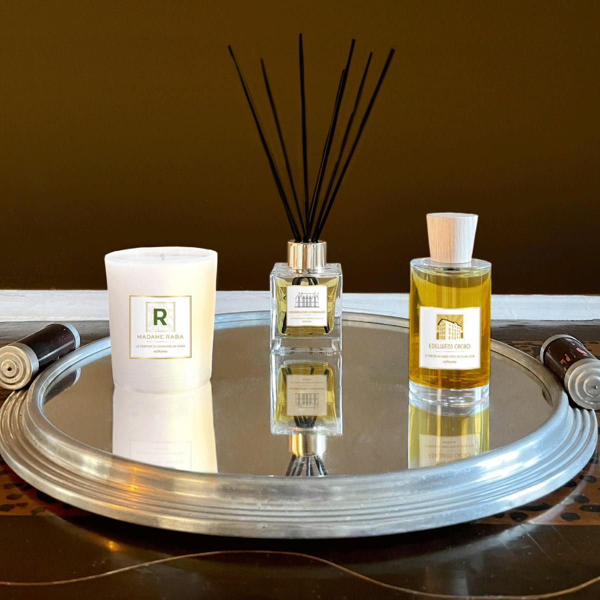 Les Parfums d'ambiance