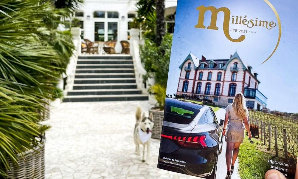 Millésime Magazine n°9 : Le Magazine de l'été !